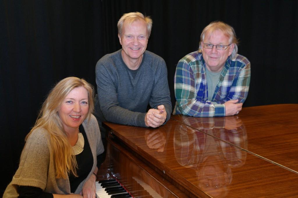 Inger, Roar & Alf Henrik