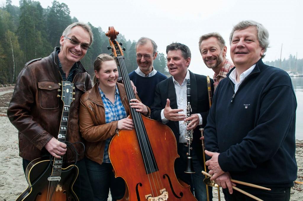 Caledonia Jazzband