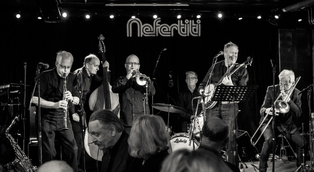 Papa Piders Jazzband